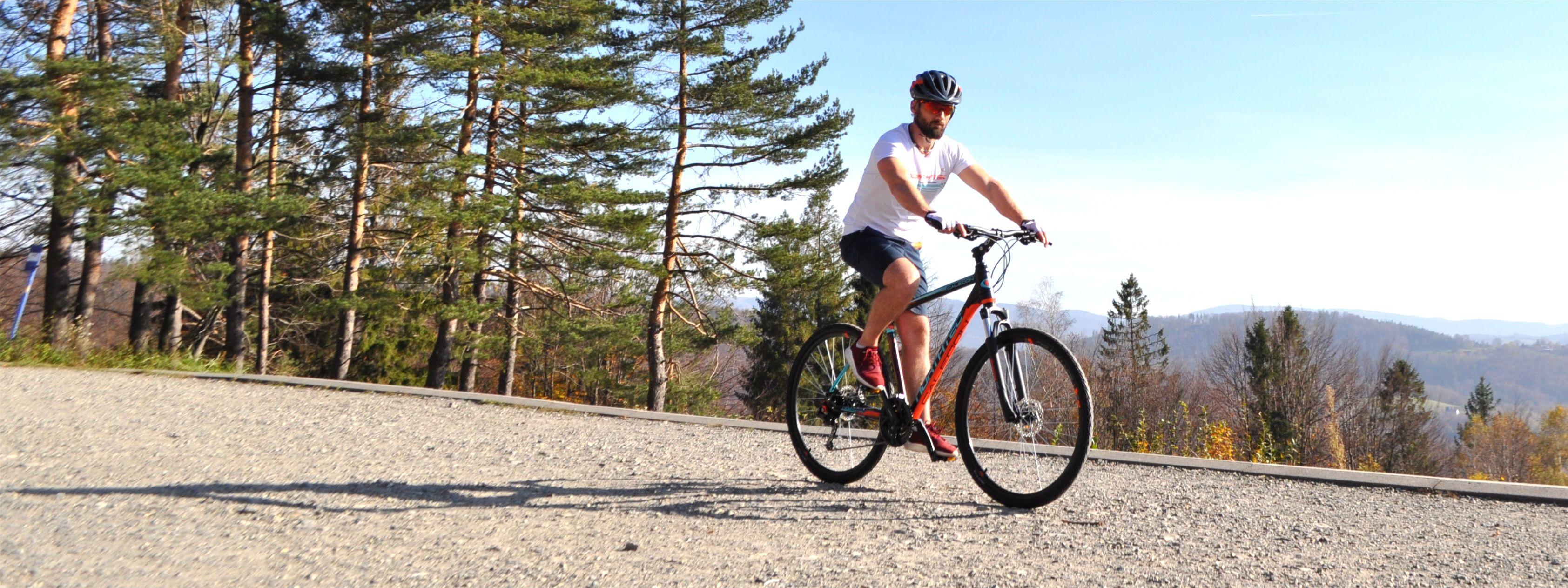 Wycieczki szosowe na rowerach
