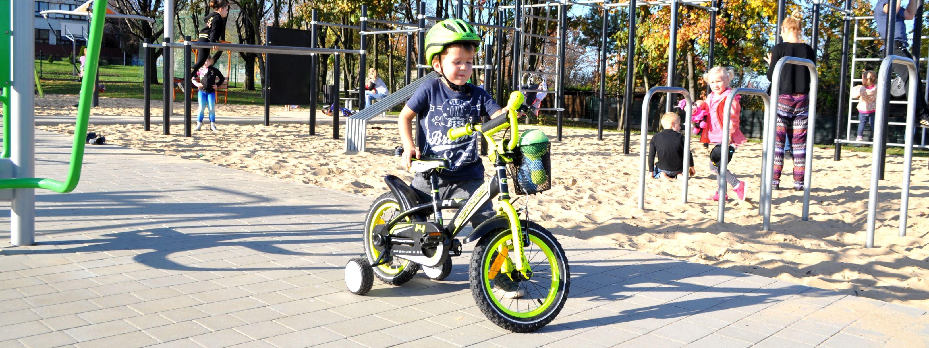 Rowery dla najmłodszych